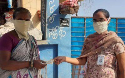 COVID19 Relief Efforts PCT పడాల చారిటబుల్ ట్రస్ట్