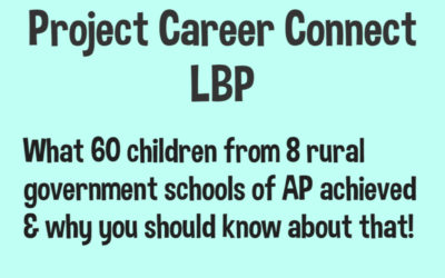 Career Connect: Children's Project for Career Planning by PCT